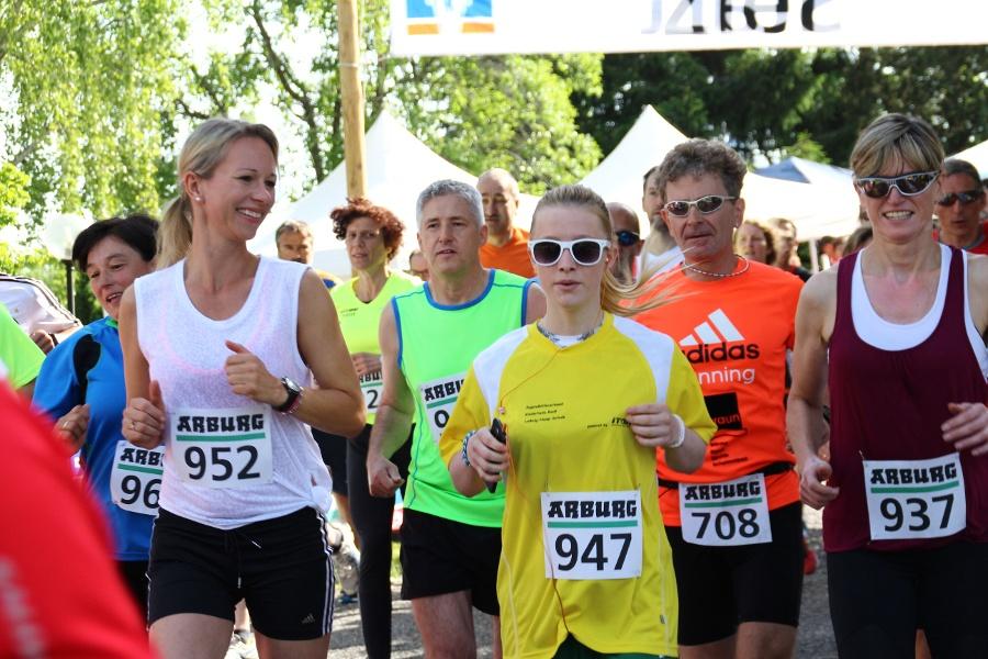Loßburg aktiv - Halbmarathon Laufen 21 km