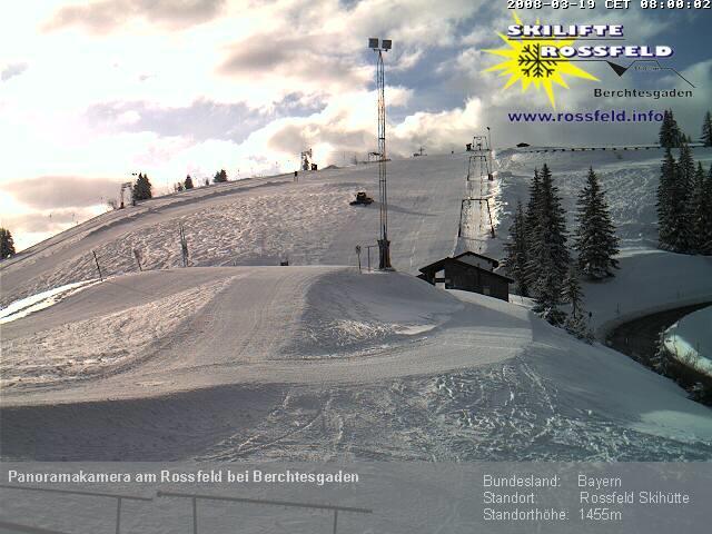 Rossfeld Skigebiet
