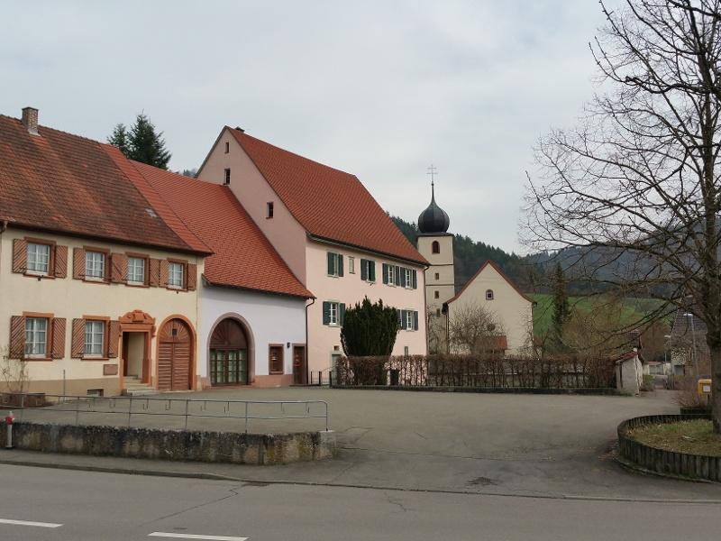 Ostweg Etappe 11: Achdorf - Stühlingen