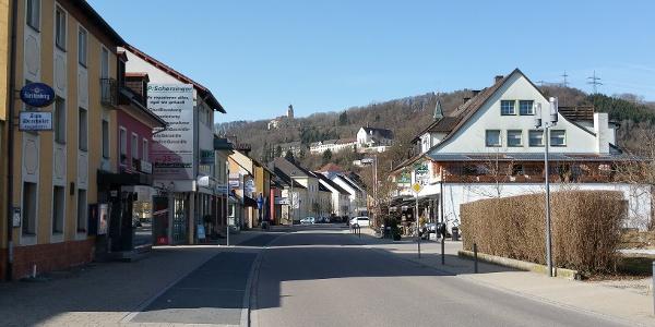 Stühlingen mit Kloster und Schloss
