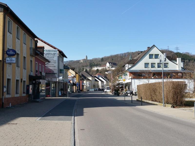 Ostweg Etappe 12: Stühlingen - Schaffhausen