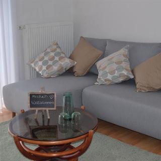 Wohnzimmer Typ Villa Maare