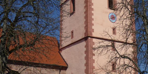 2. alte Sankt Laurentius Kirche Sulgen