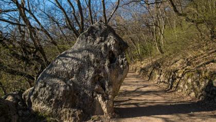 Skala Oroszlán-szikla na jar