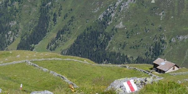 Etappe 15: Alp Rüedischtälli