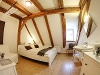 Ein Doppelzimmer im Hostel Einkorn   - @ Autor: Beate Philipp  - © Quelle: Einkorn e. K.