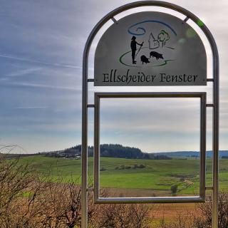 Ellscheider Fenster am Sauberg