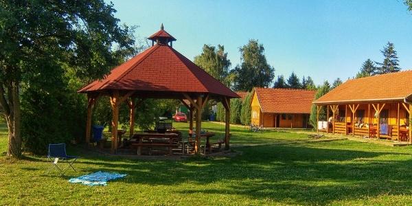 Bodrog Turistaház és Kemping