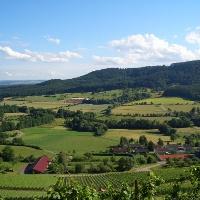 Blick auf den Baiselsberg
