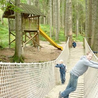 Kinderwald am Carl Hirnbeinweg