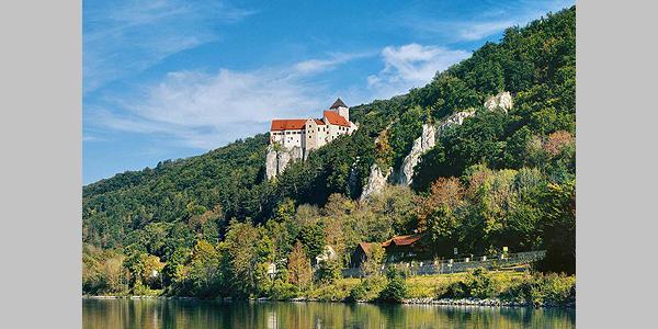 Burg Prunn and Altmühltal
