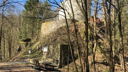 Burgruine Nordeck