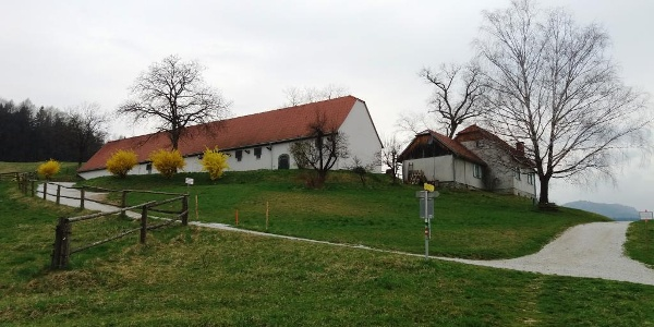 Außenhof Maria Krug