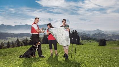 Wandern im Appenzellerland