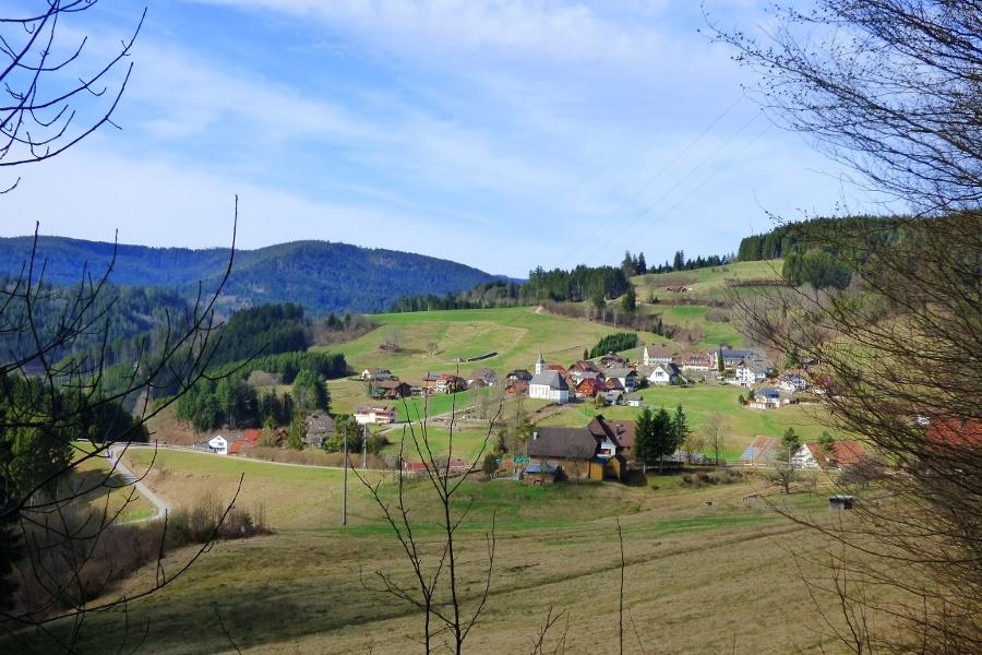 Auf der Fährte des Rothirsches - 2. Etappe Besenfeld-Schwarzenberg