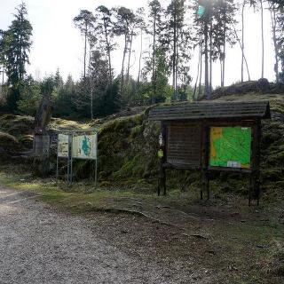 Eingang Felsenmeer