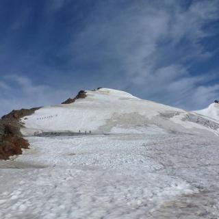 Monte Cevedale e i suoi ghiacciai
