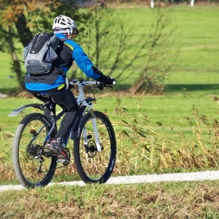 Radfahren von Wangen nach Lindau