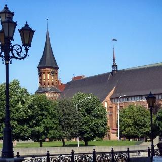 Kaliningrad: Königsberger Dom