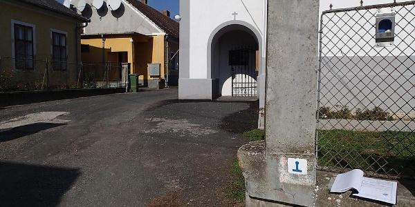 Hosszúpereszteg, Római katolikus templom (OKTPH_14)