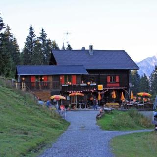 Battagliahütte Sommer