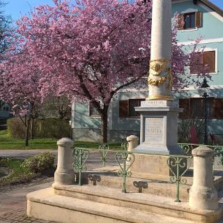 Mariensäule in Bad Waltersdorf