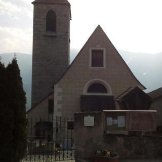 Kirche von Pinzagen