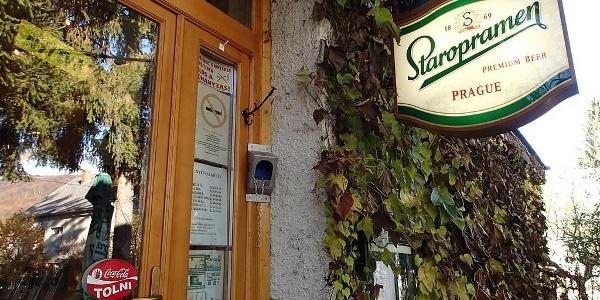 Bakonybél, Vadszőlő étterem, szálló (OKTPH_40_2)