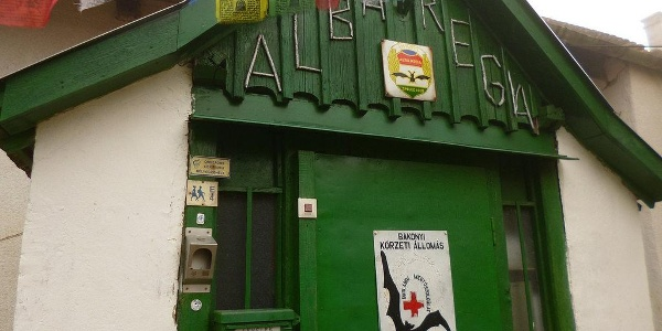 Csőszpuszta, Alba Regia Barlangkutató Állomás (OKTPH_46)