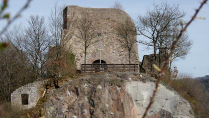 Michelsburg, auch St. Michaelsburg oder Remigiusburg