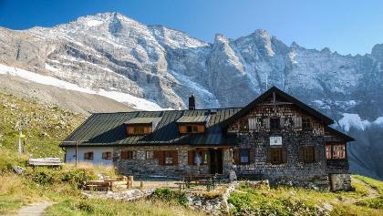 Geraer Hütte, Schmirn