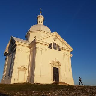 Kapelle am heiligen Berg in Mikulov