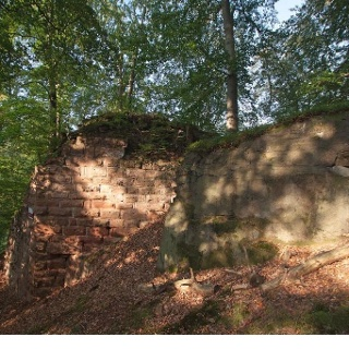 Burgruine Lichtenstein