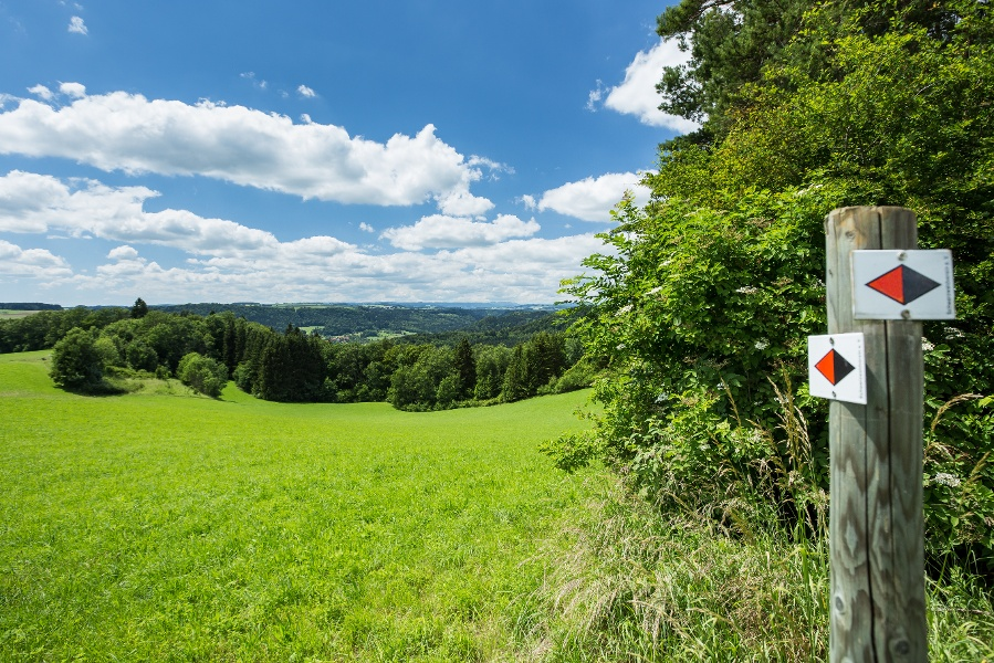 Qualitätsweg Krottenbachtal