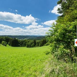 Herrliche Aussicht in den Schwarzwald