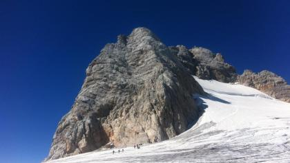 Hochalpinvariante Hallstätter Gletscher - Hoher Dachstein (2.995 m) - Gosaugletscher