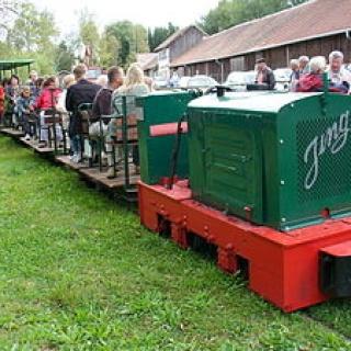 Torfbahn im Wurzacher Ried
