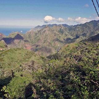 Am Aussichtpunkt Taborno