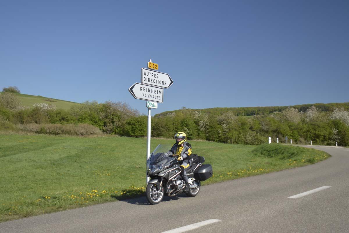 Motorradtouren im Saarland
