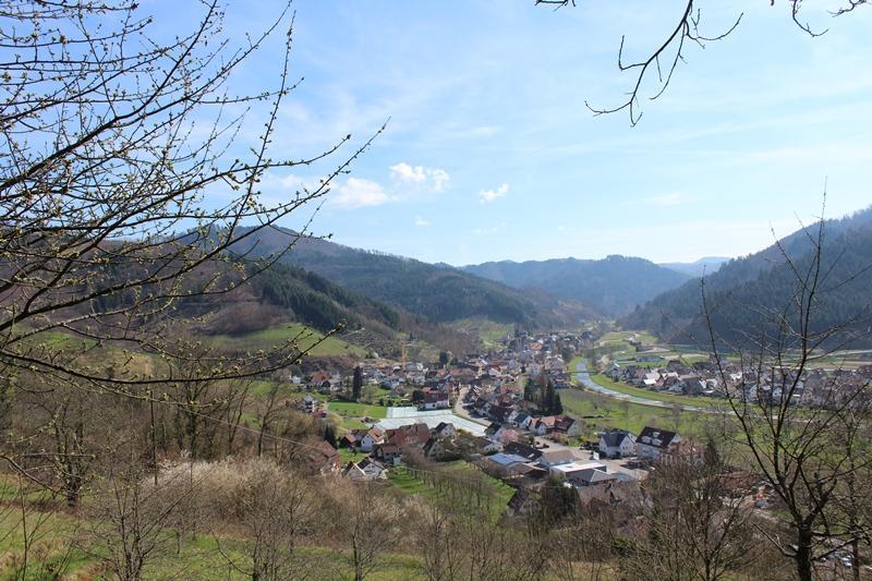 Lautenbacher Panoramaweg Tour 3