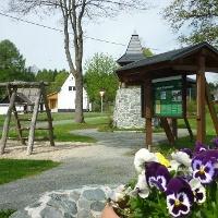 Der Dorfplatz in Kottenheide