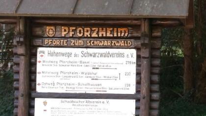 Start Pforzheim Kupferhammer