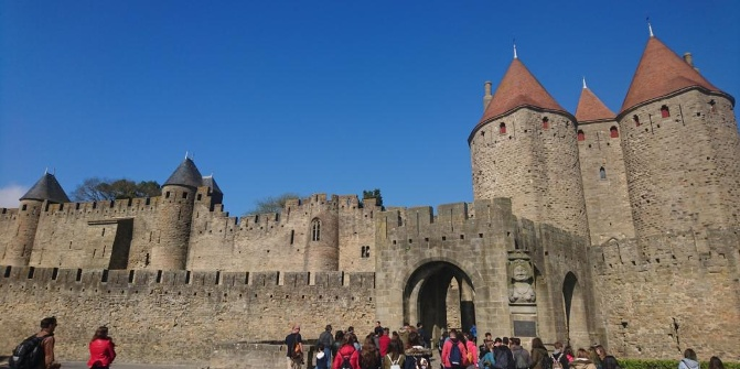 Carcassonne City & Landscapes • Hiking Trail » outdooractive.com