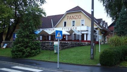 Őriszentpéter, Centrum étterem, panzió (DDKPH_11)