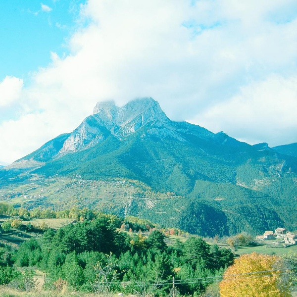Berg Pedraforca