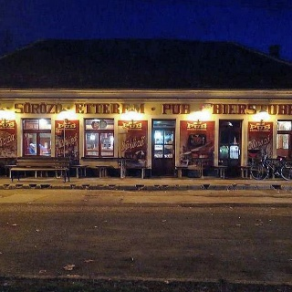 Nagyvázsony, Kinizsi söröző étterem (OKTPH_35_1)