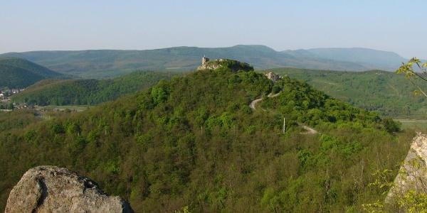 The castle of Sirok
