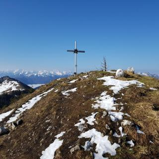 Gipfel Almkogel