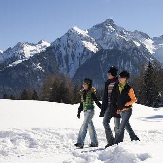 Winterwandern Brandnertal