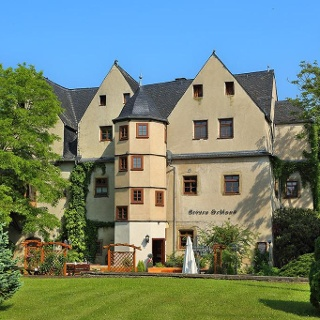 Graues Schloss Mihla
